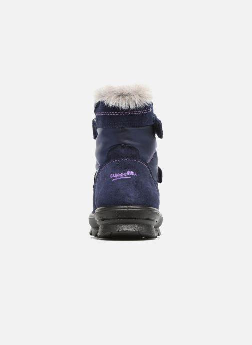 Chaussures de sport Superfit Flavia GTX Bleu vue droite