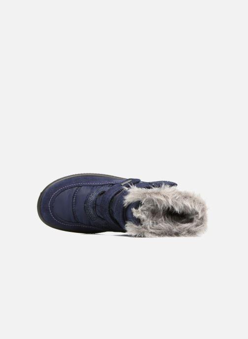 Chaussures de sport Superfit Flavia GTX Bleu vue gauche