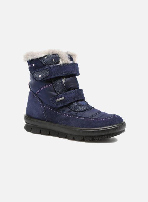 Chaussures de sport Superfit Flavia GTX Bleu vue détail/paire