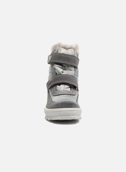 Chaussures de sport Superfit Flavia GTX Argent vue portées chaussures