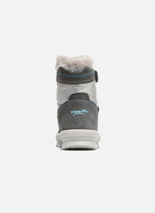 Zapatillas de deporte Superfit Flavia GTX Plateado vista lateral derecha