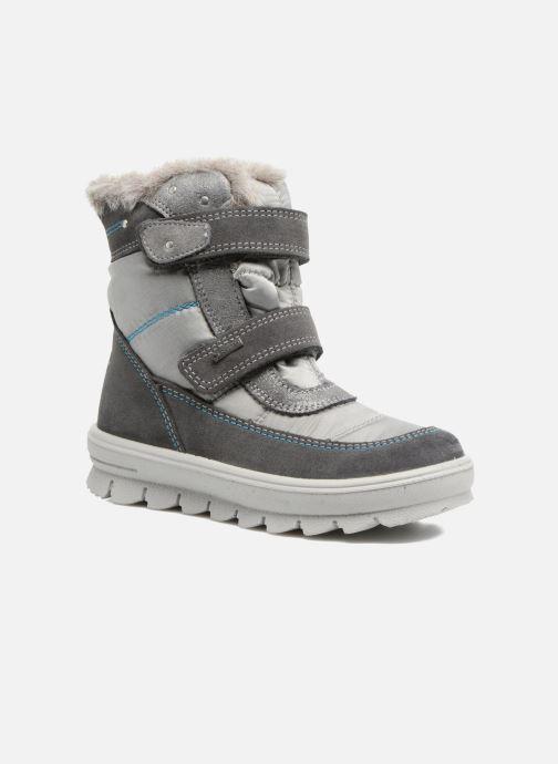 Chaussures de sport Superfit Flavia GTX Argent vue détail/paire