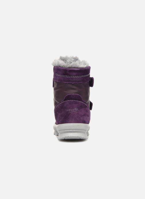 Chaussures de sport Superfit Flavia GTX Violet vue droite