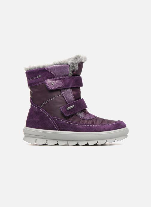 Chaussures de sport Superfit Flavia GTX Violet vue derrière