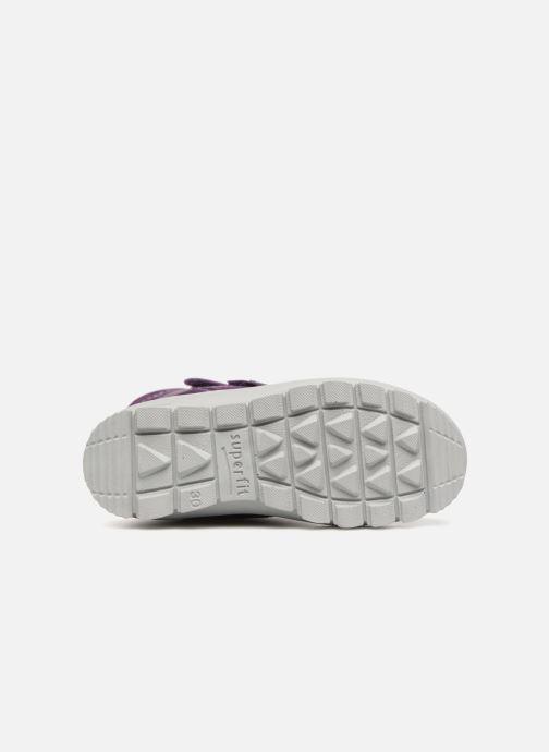 Chaussures de sport Superfit Flavia GTX Violet vue haut