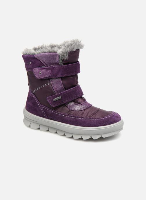Chaussures de sport Superfit Flavia GTX Violet vue détail/paire
