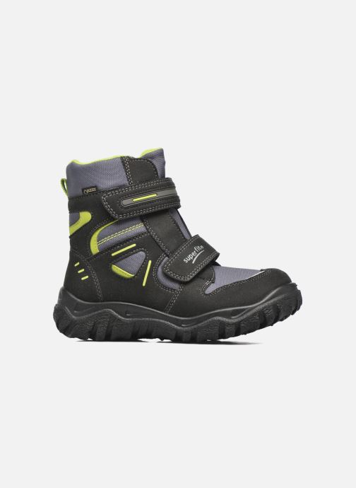 Chaussures de sport Superfit HUSKY GTX 1 Noir vue derrière