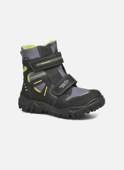 Chaussures de sport Superfit HUSKY GTX 1 Noir vue détail/paire