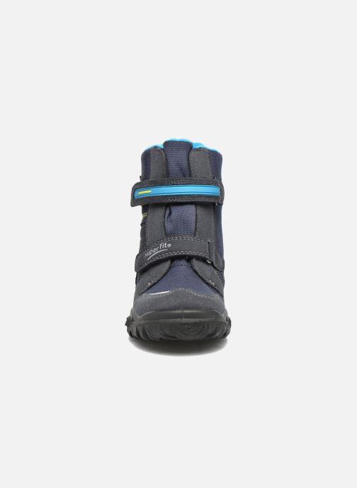 Scarpe sportive Superfit HUSKY GTX 1 Azzurro modello indossato