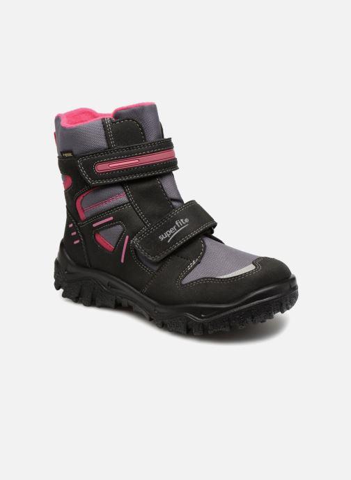 Sportssko Superfit Husky Grå detaljeret billede af skoene