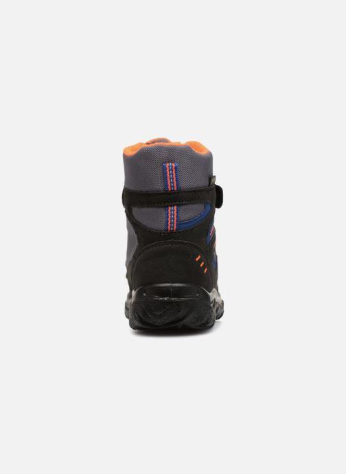Zapatillas de deporte Superfit HUSKY GTX 1 Negro vista lateral derecha