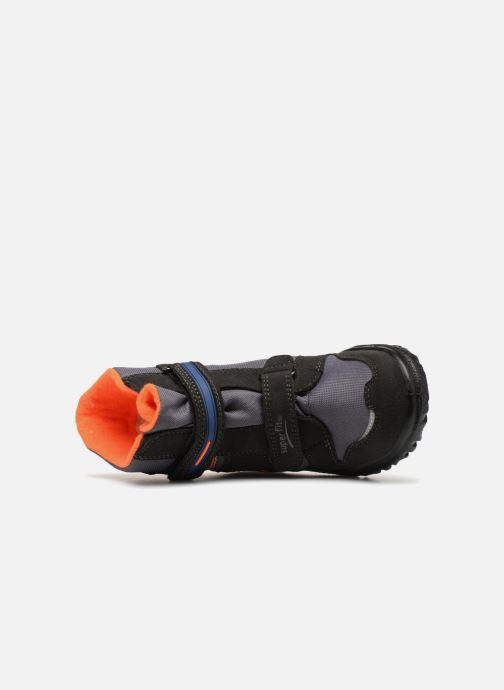 Chaussures de sport Superfit HUSKY GTX 1 Noir vue gauche