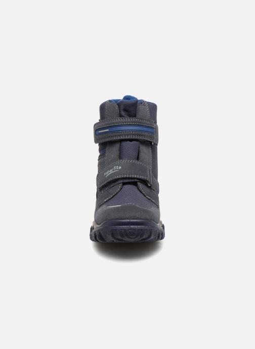 Chaussures de sport Superfit HUSKY GTX 1 Bleu vue portées chaussures