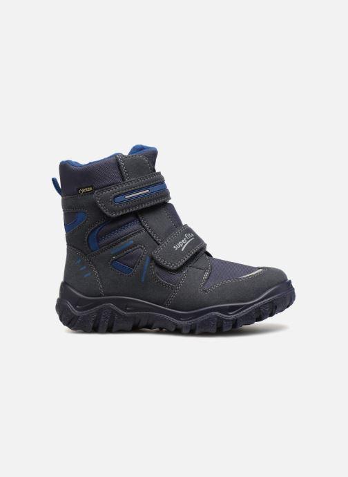 Chaussures de sport Superfit HUSKY GTX 1 Bleu vue derrière