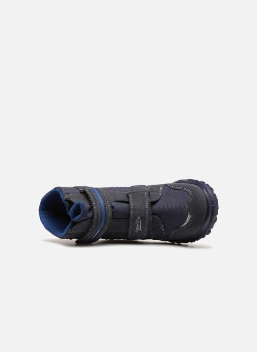 Chaussures de sport Superfit HUSKY GTX 1 Bleu vue gauche