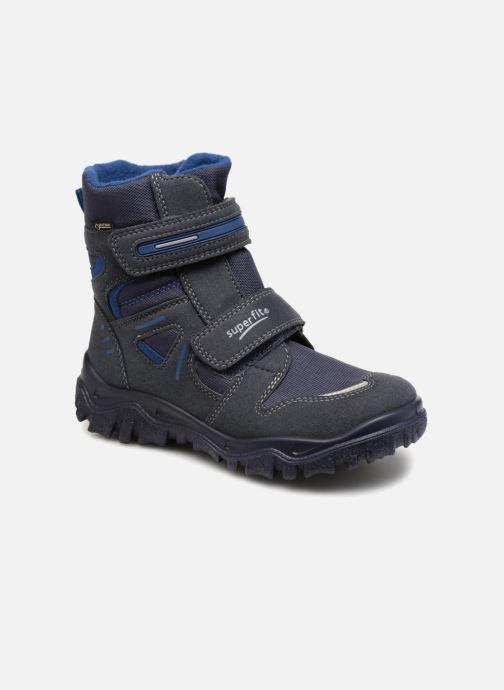 Chaussures de sport Superfit HUSKY GTX 1 Bleu vue détail/paire