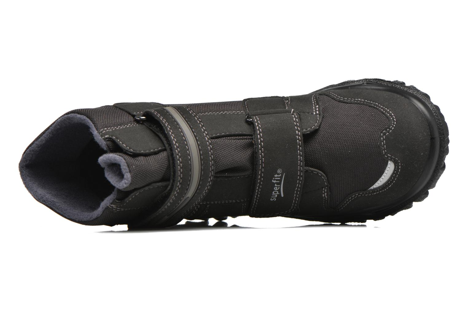 Sport shoes Superfit HUSKY GTX 1 Black view from the left
