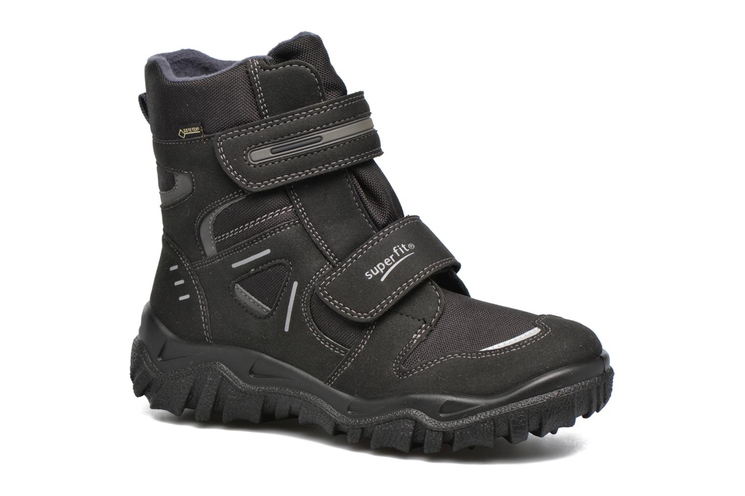 Sport shoes Superfit HUSKY GTX 1 Black detailed view/ Pair view