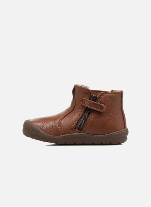 Ankle boots Start Rite First Chelsea Brown front view
