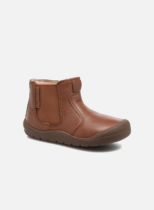 Ankle boots Start Rite First Chelsea Brown detailed view/ Pair view