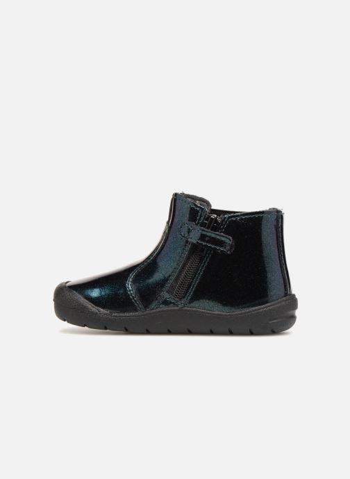 Boots en enkellaarsjes Start Rite First Chelsea Zwart voorkant