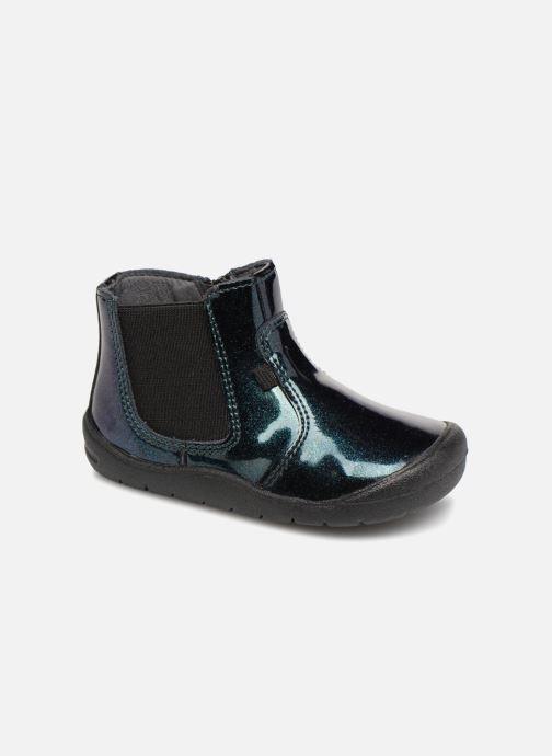 Boots en enkellaarsjes Start Rite First Chelsea Zwart detail