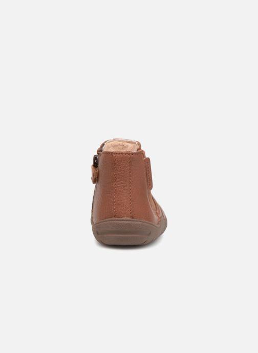 Boots en enkellaarsjes Start Rite First Chelsea Bruin rechts