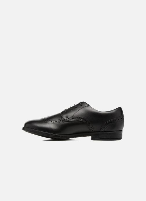 Chaussures à lacets Start Rite Brogue PRI Noir vue face