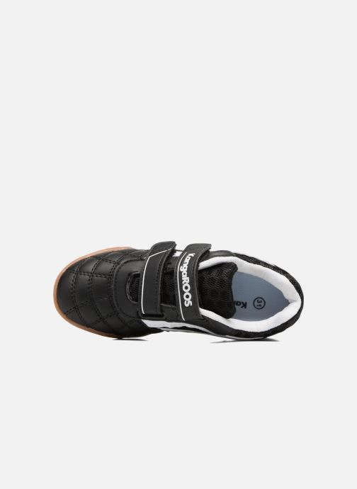 Baskets Kangaroos Power Comb V Noir vue gauche