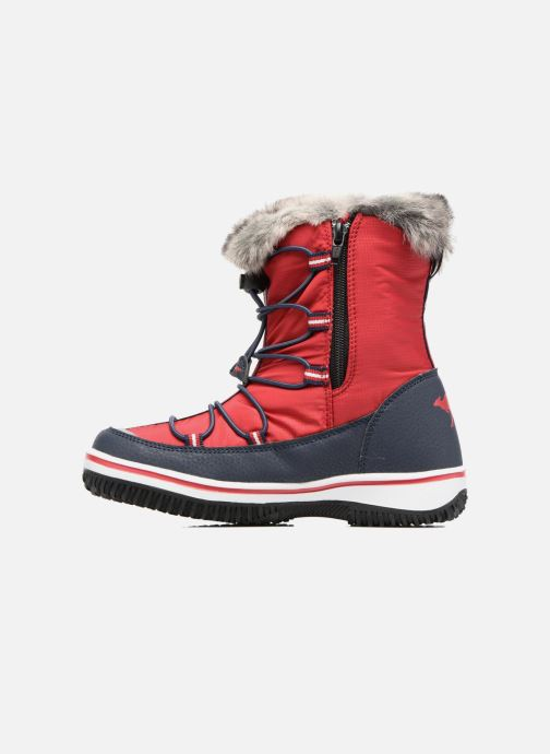 Chaussures de sport Kangaroos Maple Rouge vue face