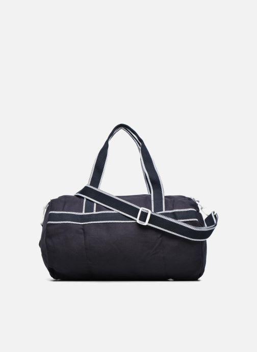 Sacs de sport Fred Perry Sport Canvas Barrel Bag Bleu vue face