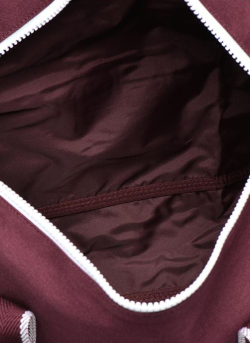 Sport De Bag Canvas Barrel Maroon Fred Sacs Perry Pk8Nwn0XO