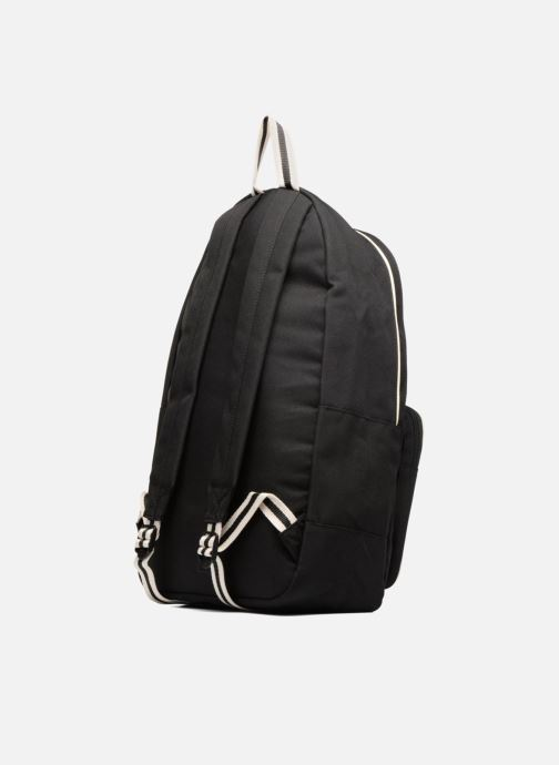 Sacs à dos Fred Perry Twin Tipped Backpack Noir vue droite
