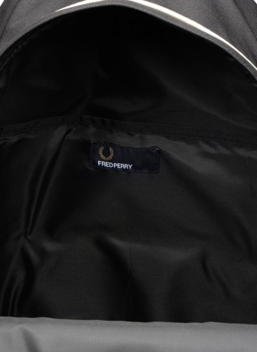 Sacs à dos Fred Perry Twin Tipped Backpack Noir vue derrière