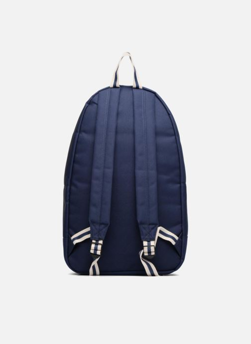 Sacs à dos Fred Perry Twin Tipped Backpack Bleu vue face