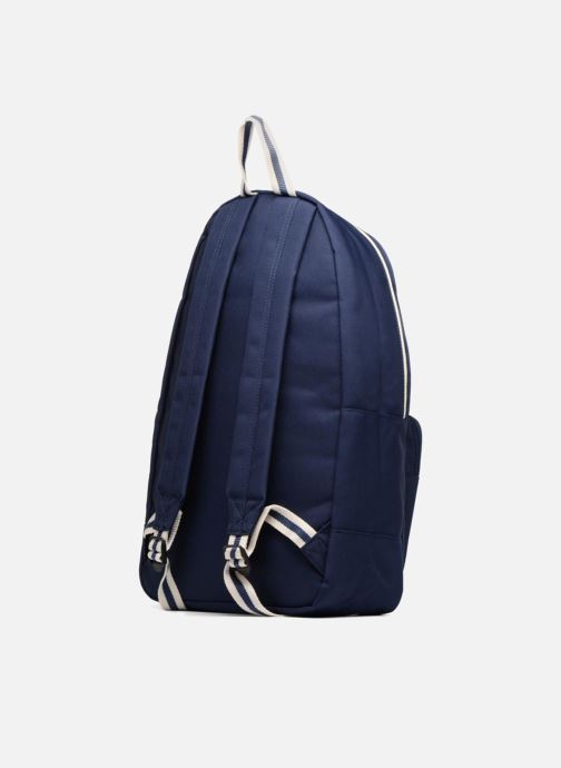 Sacs à dos Fred Perry Twin Tipped Backpack Bleu vue droite