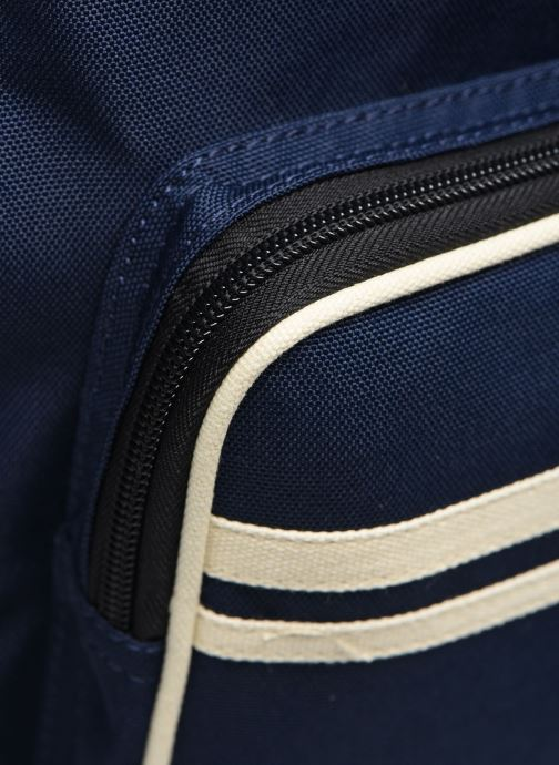 Sacs à dos Fred Perry Twin Tipped Backpack Bleu vue gauche