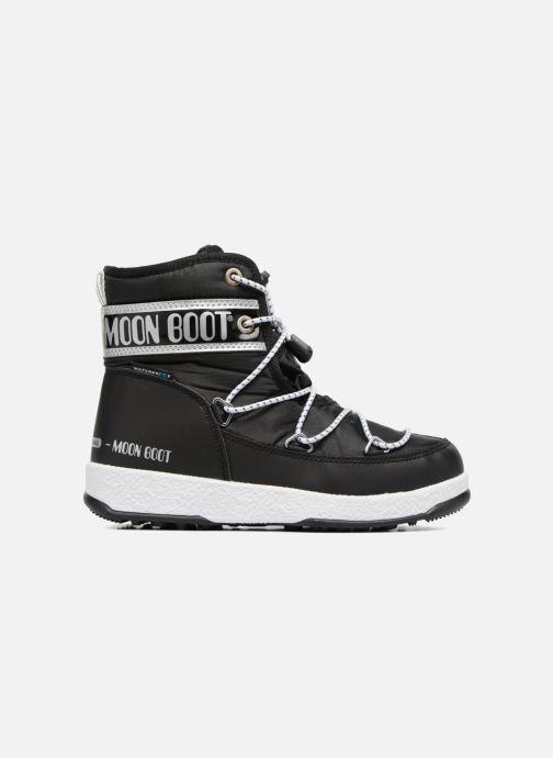 Chaussures de sport Moon Boot Moon Boot Mid Jr Wp Noir vue derrière