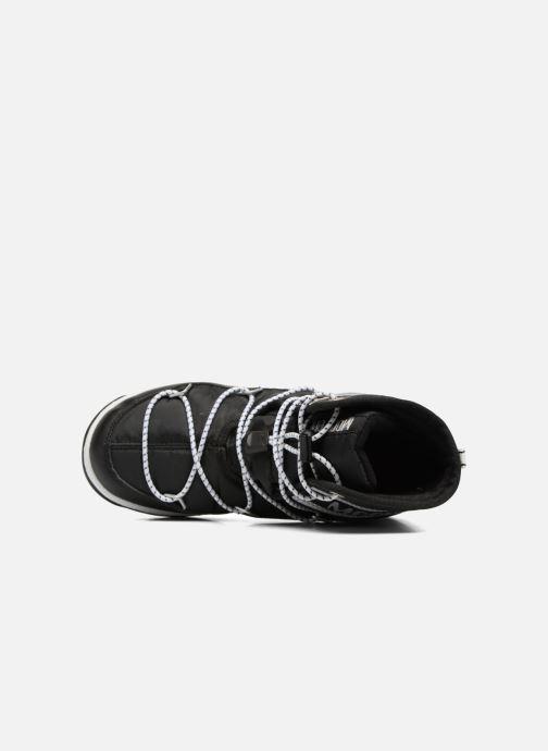 Zapatillas de deporte Moon Boot Moon Boot Mid Jr Wp Negro vista lateral izquierda