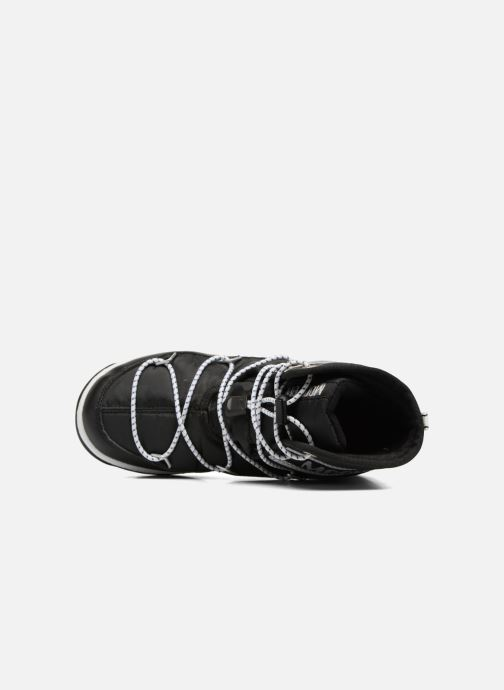 Chaussures de sport Moon Boot Moon Boot Mid Jr Wp Noir vue gauche