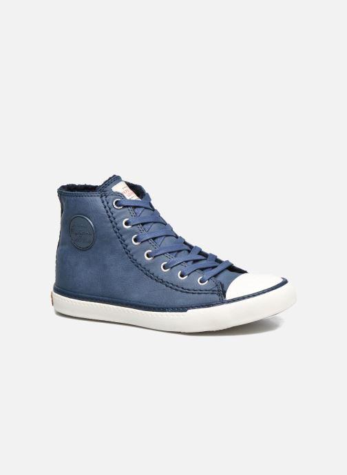 Sneakers Pepe jeans Raider Azzurro vedi dettaglio/paio