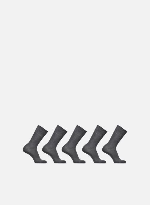 Sokken en panty's Esprit Chaussettes Unies Lot de 5 Grijs detail