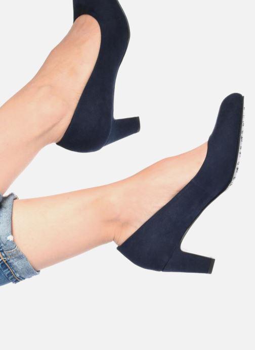 Zapatos de tacón Tamaris Meliana Negro vista de abajo