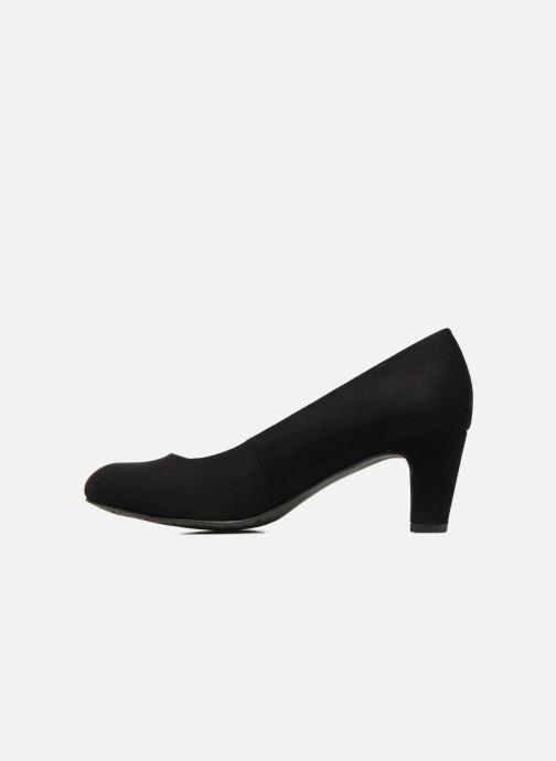 Zapatos de tacón Tamaris Meliana Negro vista de frente