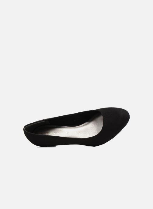 Zapatos de tacón Tamaris Meliana Negro vista lateral izquierda