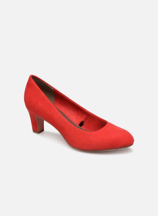 Zapatos de tacón Tamaris Meliana Rojo vista de detalle / par
