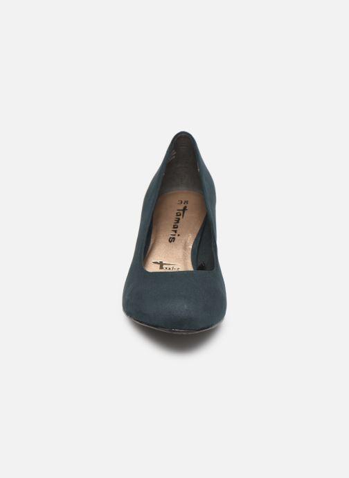 Escarpins Tamaris Meliana Vert vue portées chaussures