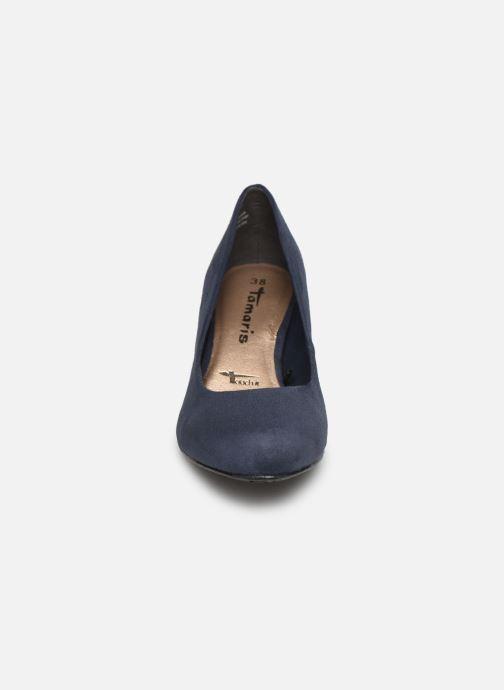 Høje hæle Tamaris Meliana Blå se skoene på