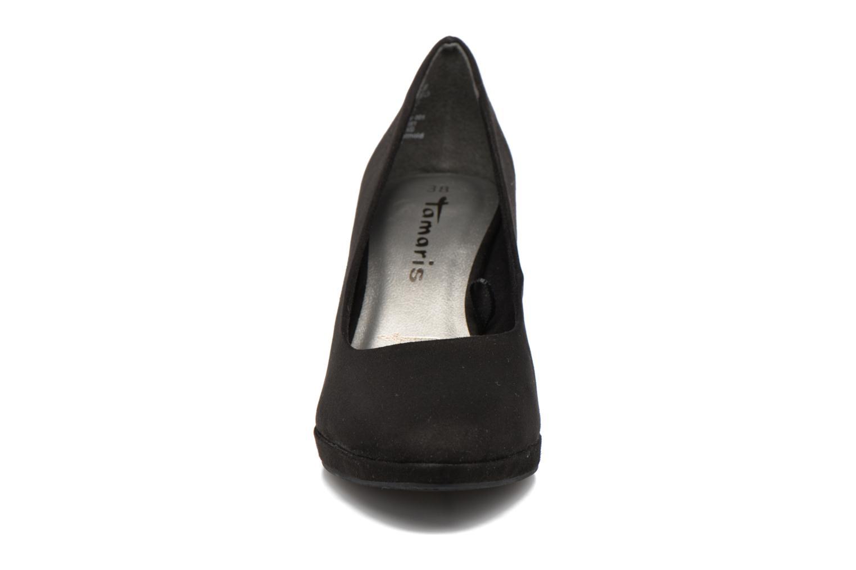 Escarpins Tamaris Miriel Noir vue portées chaussures