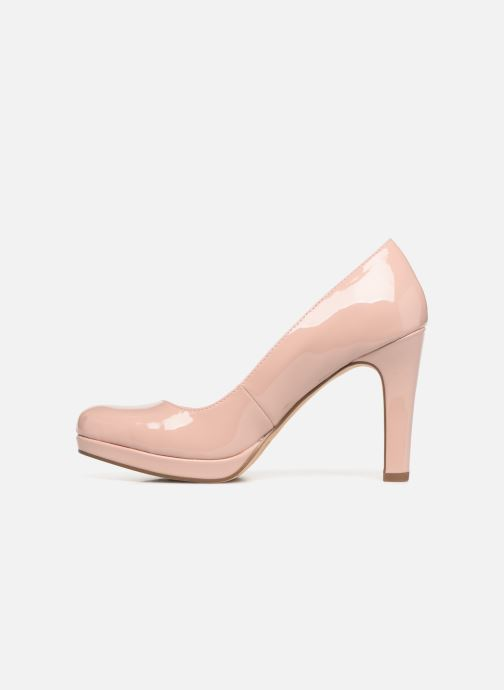 Zapatos de tacón Tamaris Olorine Rosa vista de frente